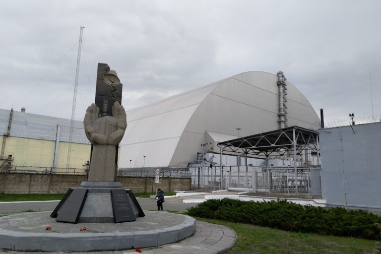 Trip to Kyiv and Chernobyl
