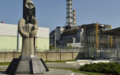 Tour to Chernobyl nuclear power plant and the ghost town Pripyat