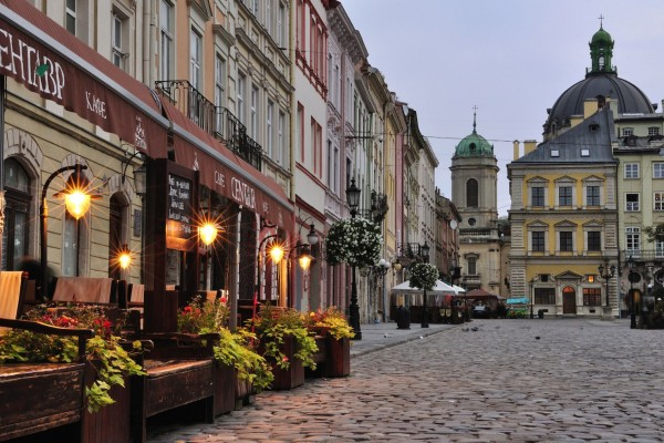 Culture Trip from Kyiv to Lviv