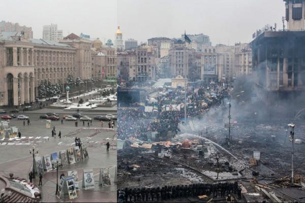 Matka Kiovaan ja Chernobyliin
